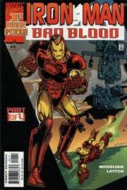 Iron Man Bad Blood